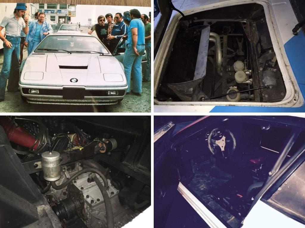M1 prototype bmw lamborghini