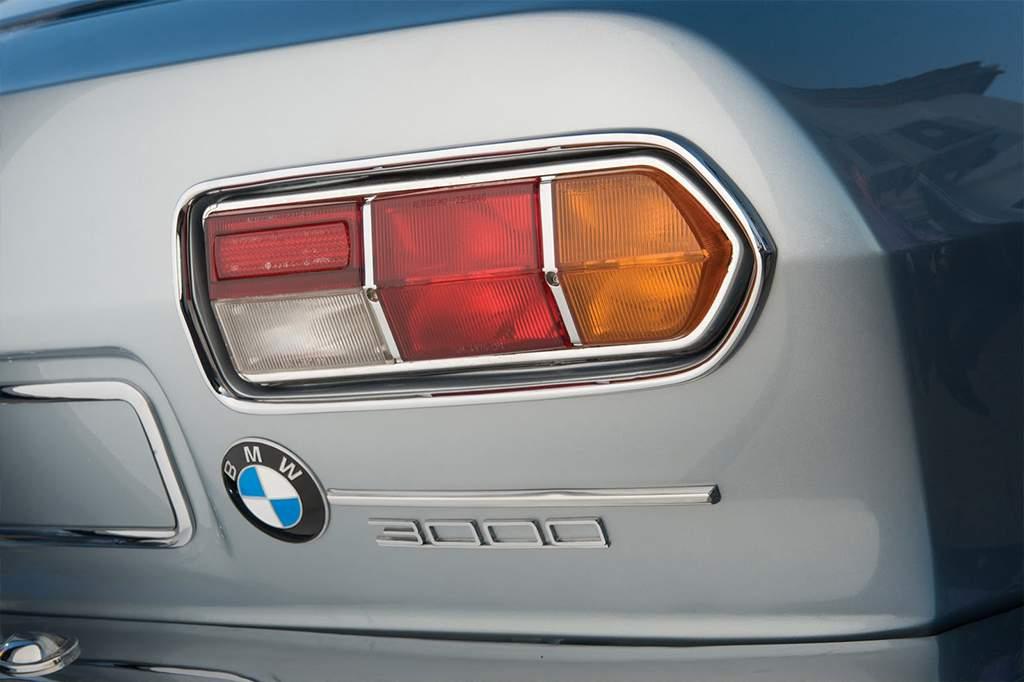 bmw 3000 frua fastback achterzijde