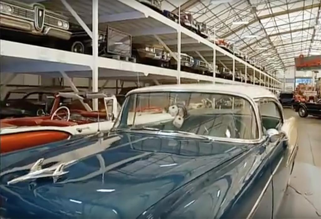 grootste prive collectie klassieke auto's