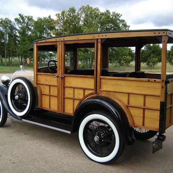 ford woodie 1929
