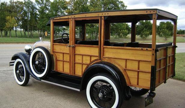 ford woodie 1929