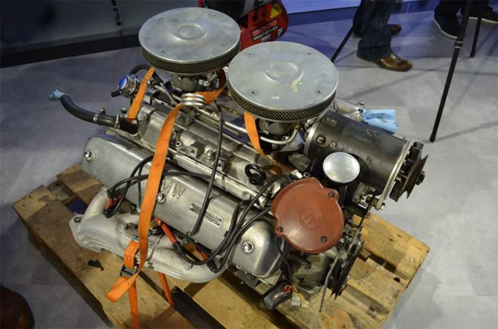 originele motor bmw 507 elvis presley