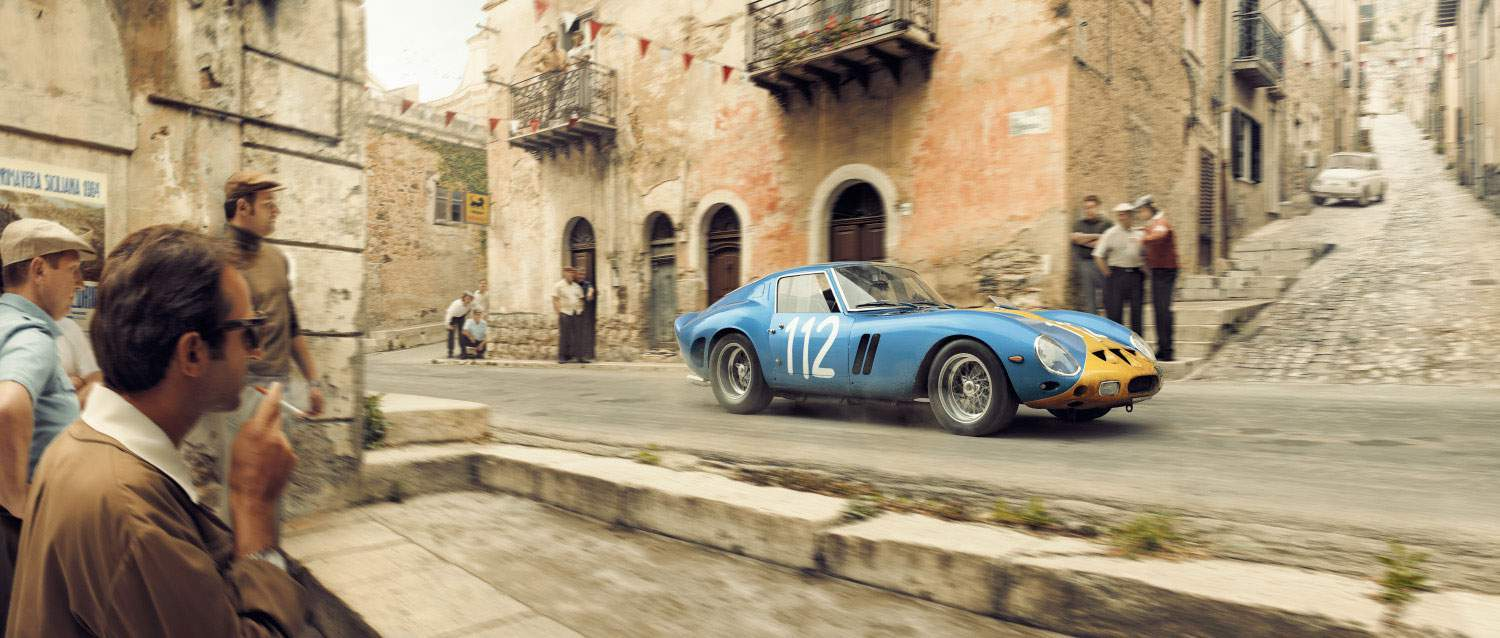 unique limited prints ferrari 250GTO