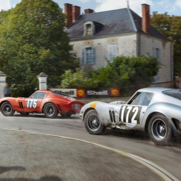 exclusive limited prints ferrari 250GTO
