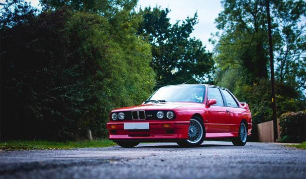 bmw M3 e30 sport evolution evo III