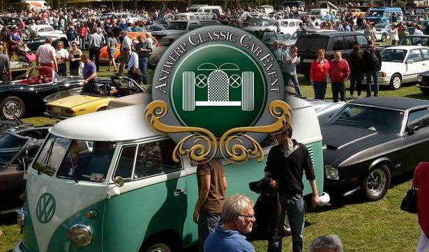 antwerp classic car event Brasschaat