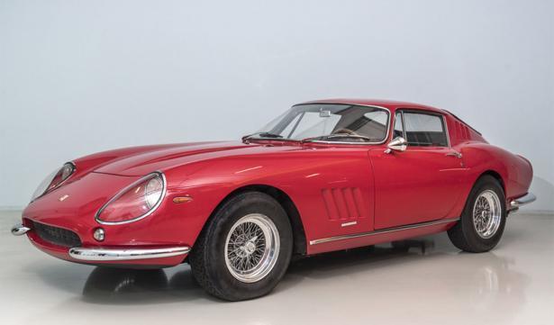 ferrari 275 gtb/4 prototype 1966