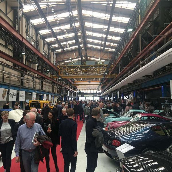 capital cars & classics 2018 Amsterdam Noord Kromhouthallen