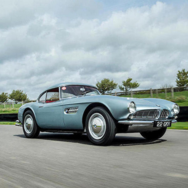 bmw 507 john surtees auction