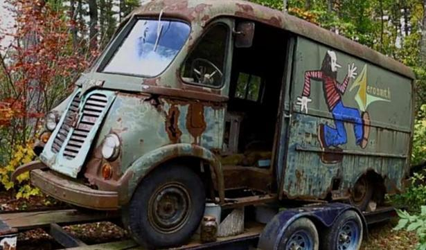 aerosmith tourbus gevonden