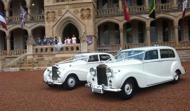 klassieke auto huren voor een huwelijk