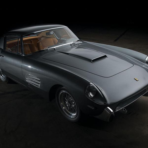 Ferrari 250 gt coupe speciale by Pininfarina