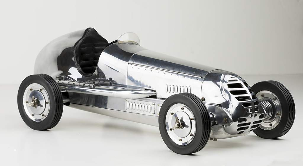 b.b. korn tether car