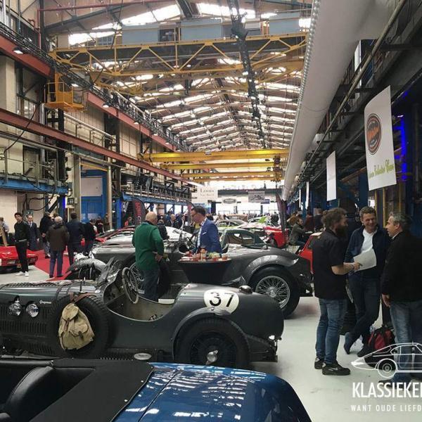 capital cars & classics 2019