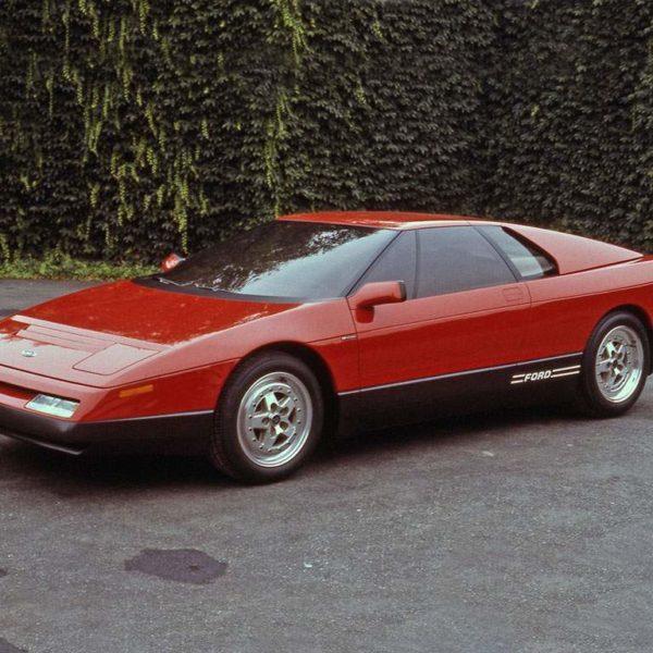 Ford Maya concept car