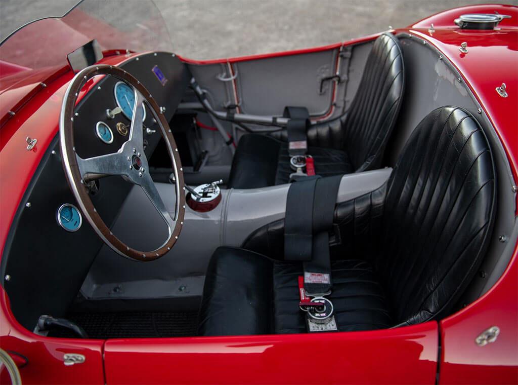 interieur maserati A6GCS