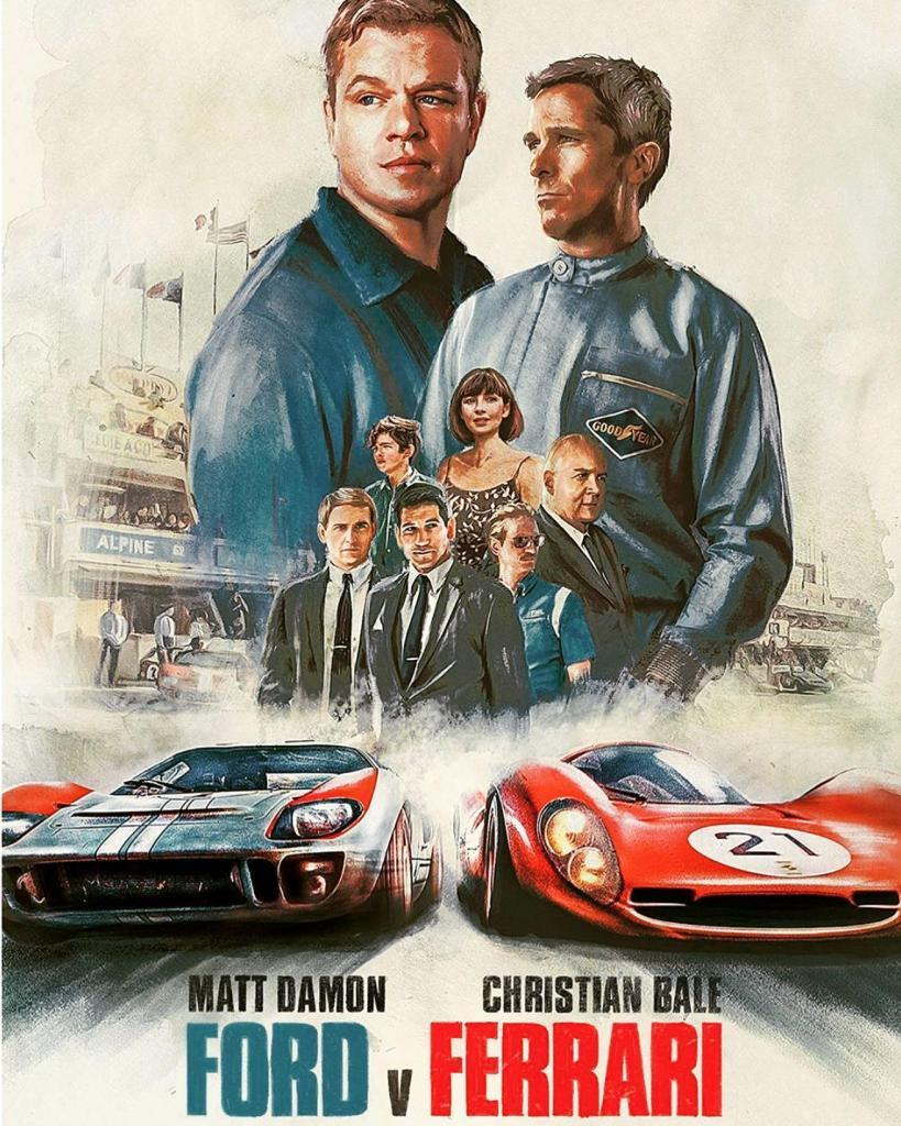 ford vs ferrari movie
