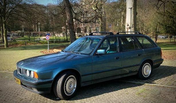 BMW 5252iX E34 Touring te koop
