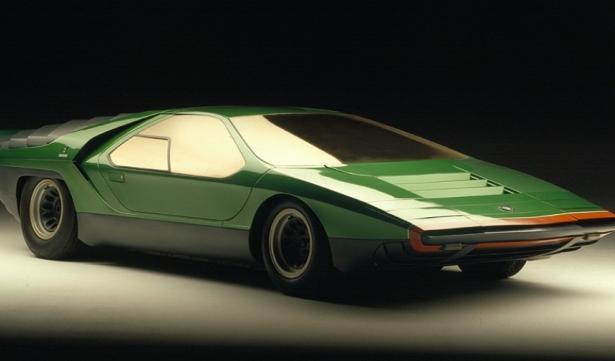 Alfa Romeo 33 Carabo concept car