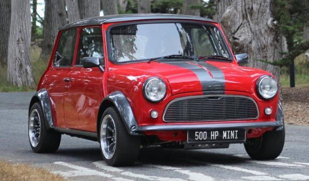 500 pk klassieke super mini