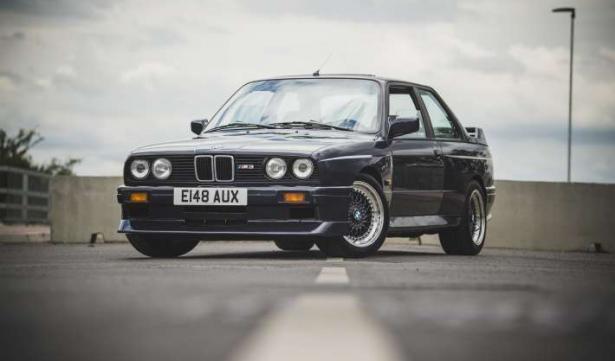 BMW M3 EVO II E30 uit 1988