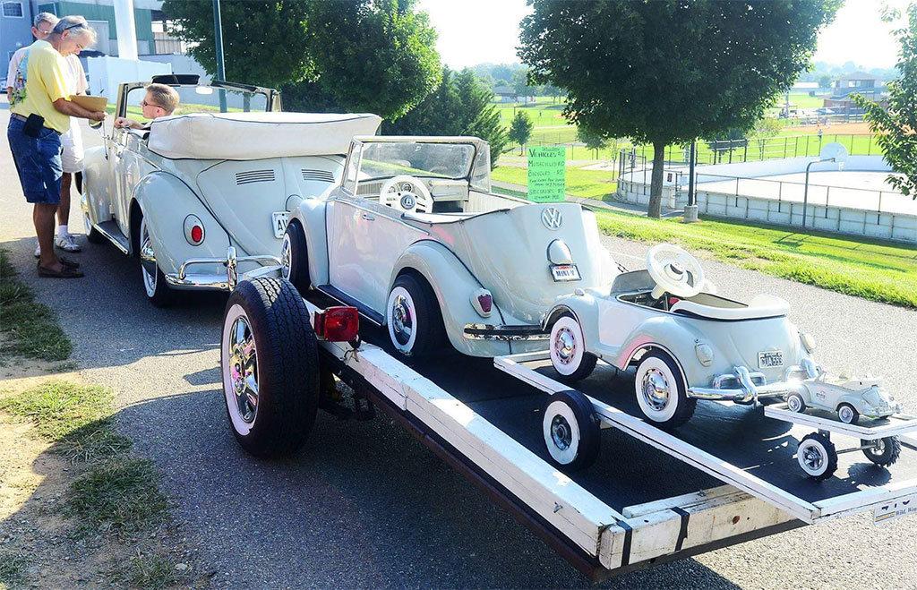 volkswagen kever generaties