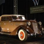 Auburn 654 uit 1936