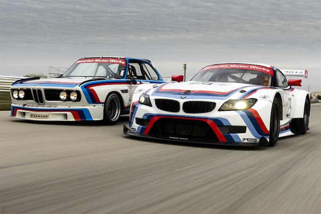 BMW M historie