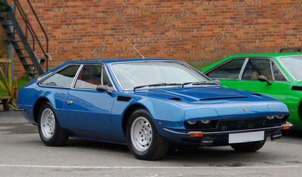 Lamborghini Jarama wordt 50 jaar