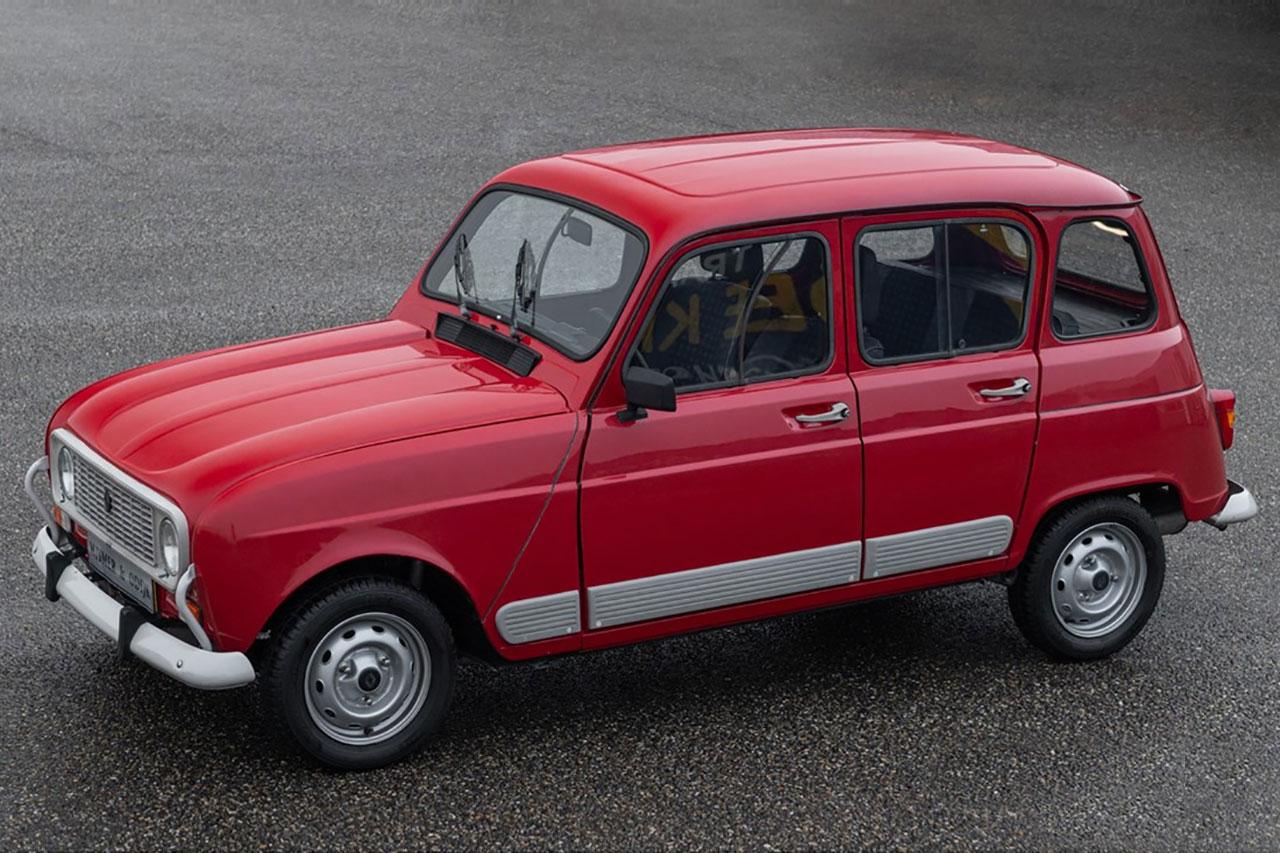 Renault 4 GTL uit 1991