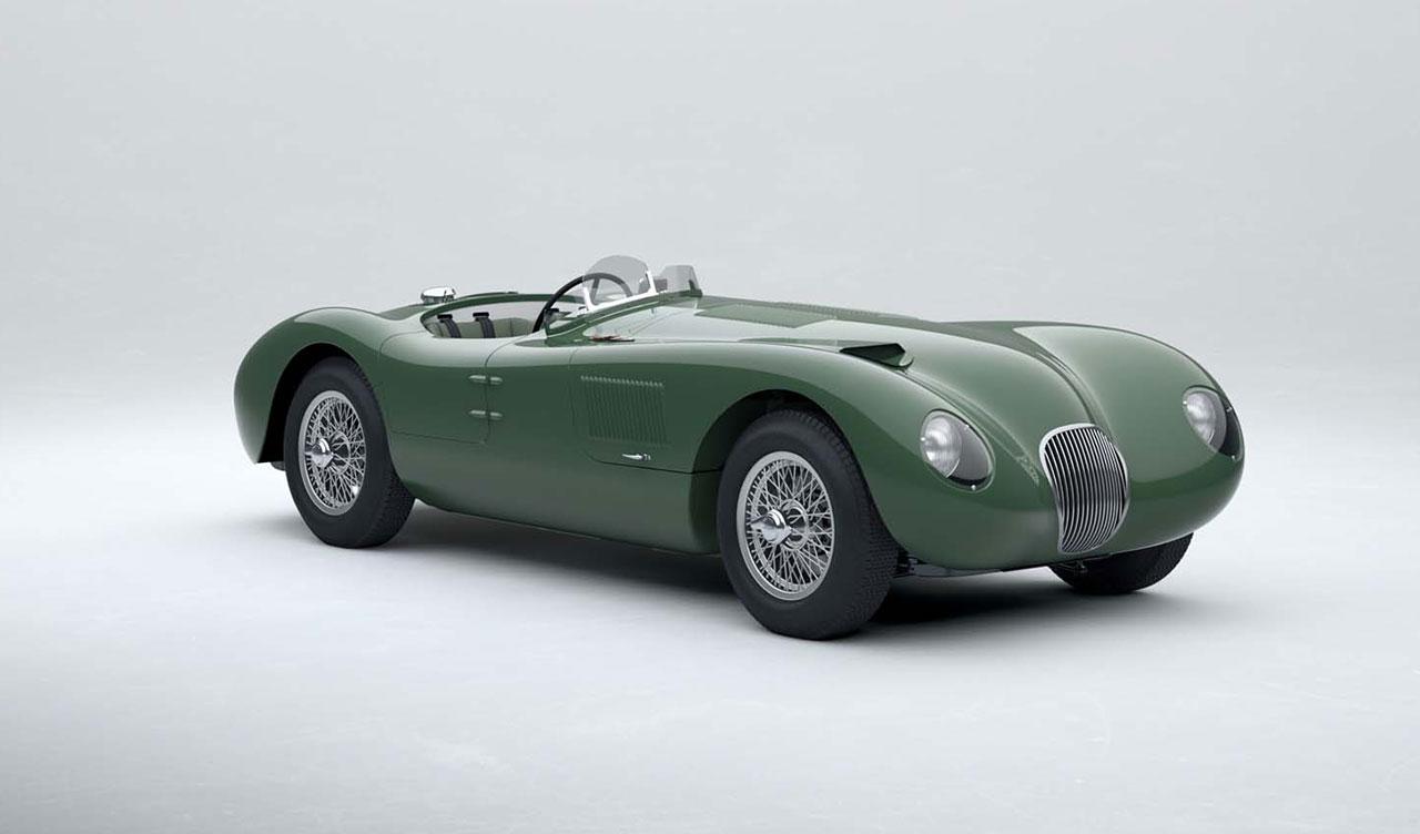 jaguar c-type wordt lid van de classic continuation family