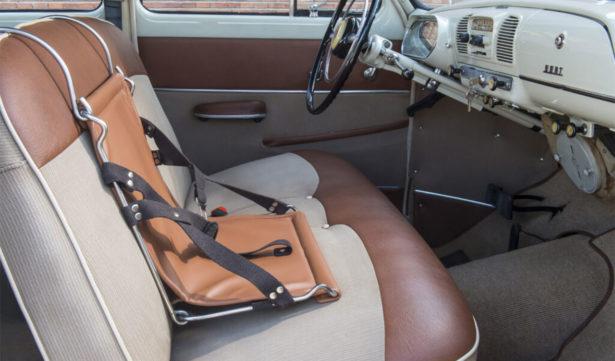 beste kinderzitje voor in je klassieke auto