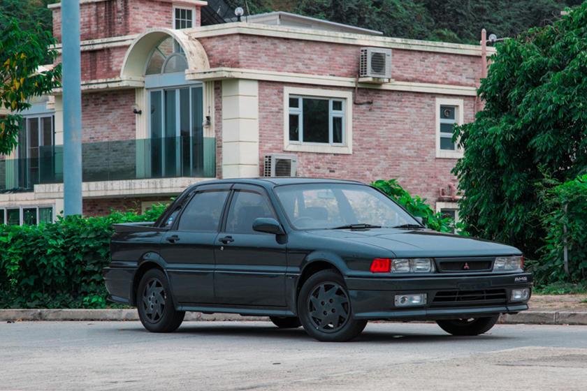 Mitsubishi Galant AMG uit 1989