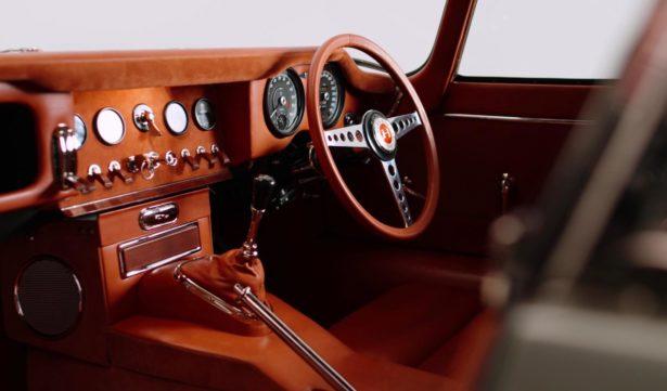 helm jaguar e-type limited edition