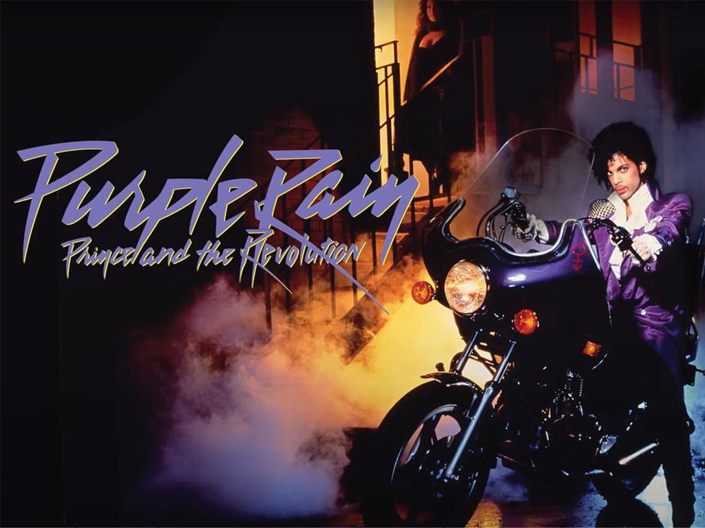 auto collectie van Prince